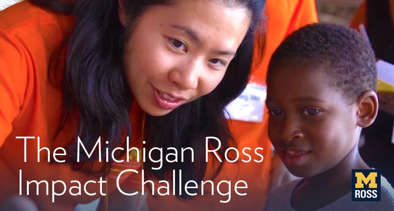 ross business school essay help