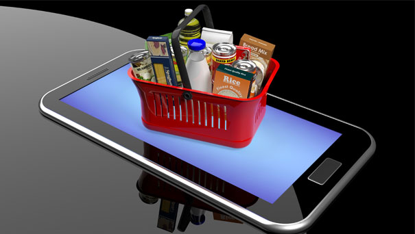 Giant online grocery shopping