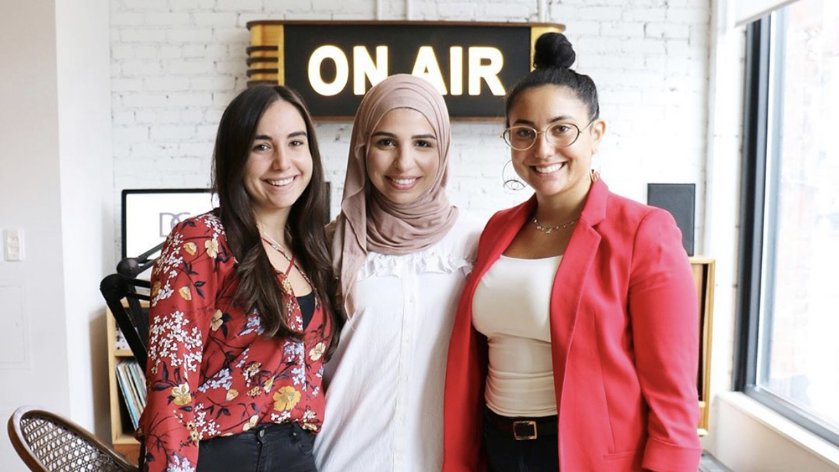 New Project From Michigan Ross Mba Rima Fadlallah Looks To Amplify The Voices Of The Arab American Community Michigan Ross