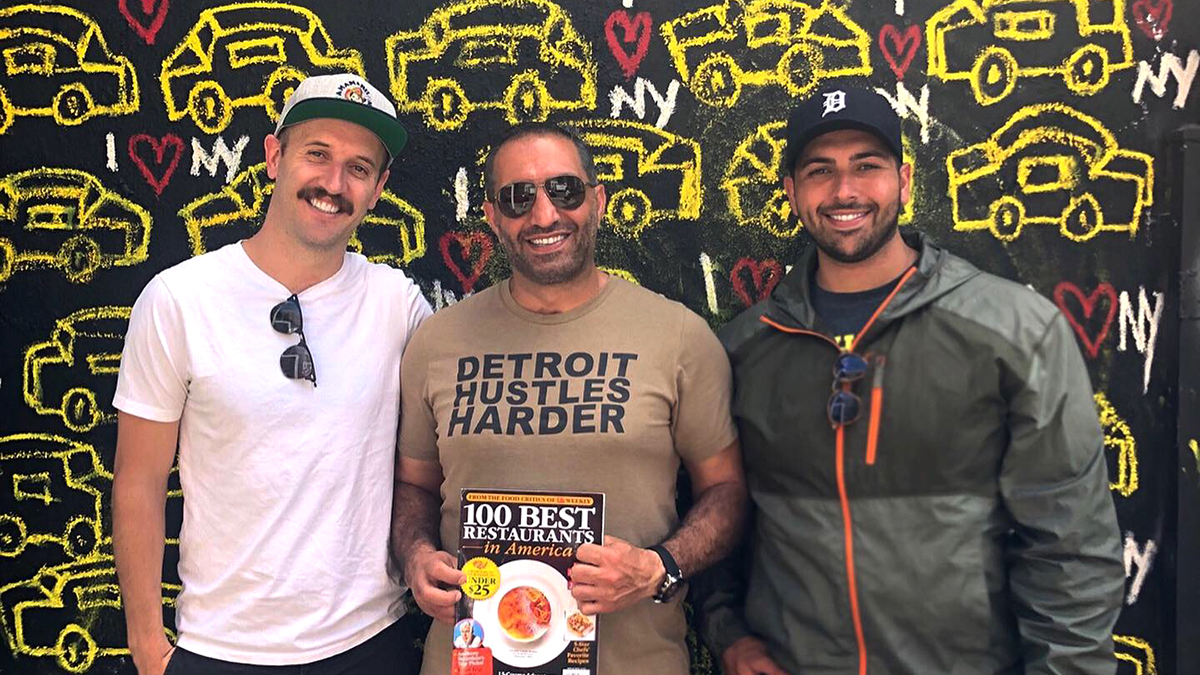 Taste Of Success Michigan Ross Mba Student S Food Truck Named One Of The Ten Best In America Michigan Ross