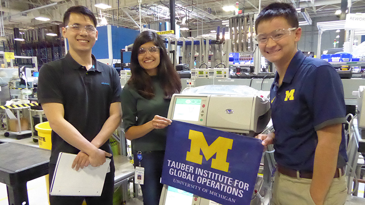 From Fixing Robotics To Reducing Emissions Ross Students Are