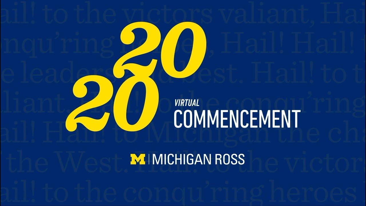 2020 Commencement