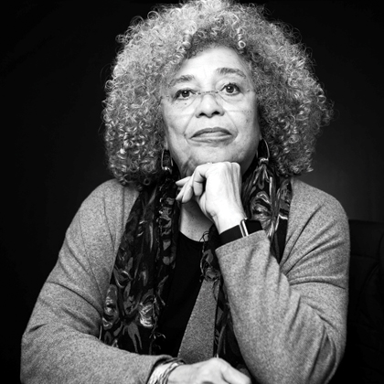 Activist and Scholar Angela Davis