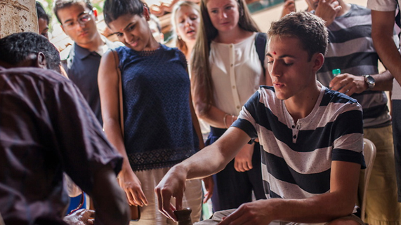 Student Global Experiences in India