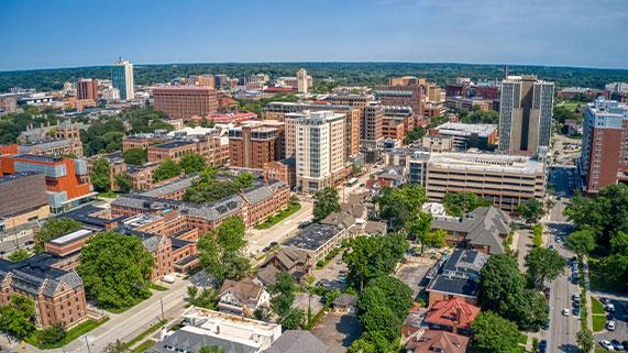 Ann Arbor Summer Festival singers