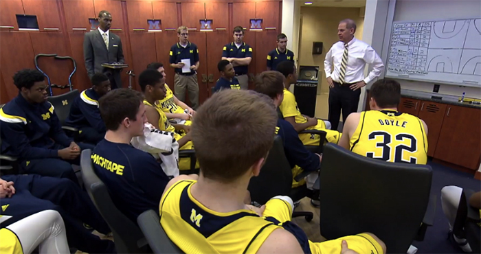 U-M Coach John Beilein Joins With Michigan Ross for New Online Course
