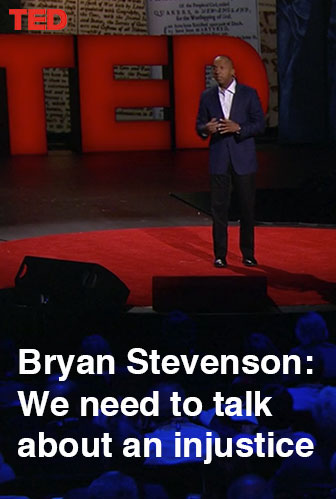 Bryan Stevenson: We need to talk about an injustice | TED Talk
