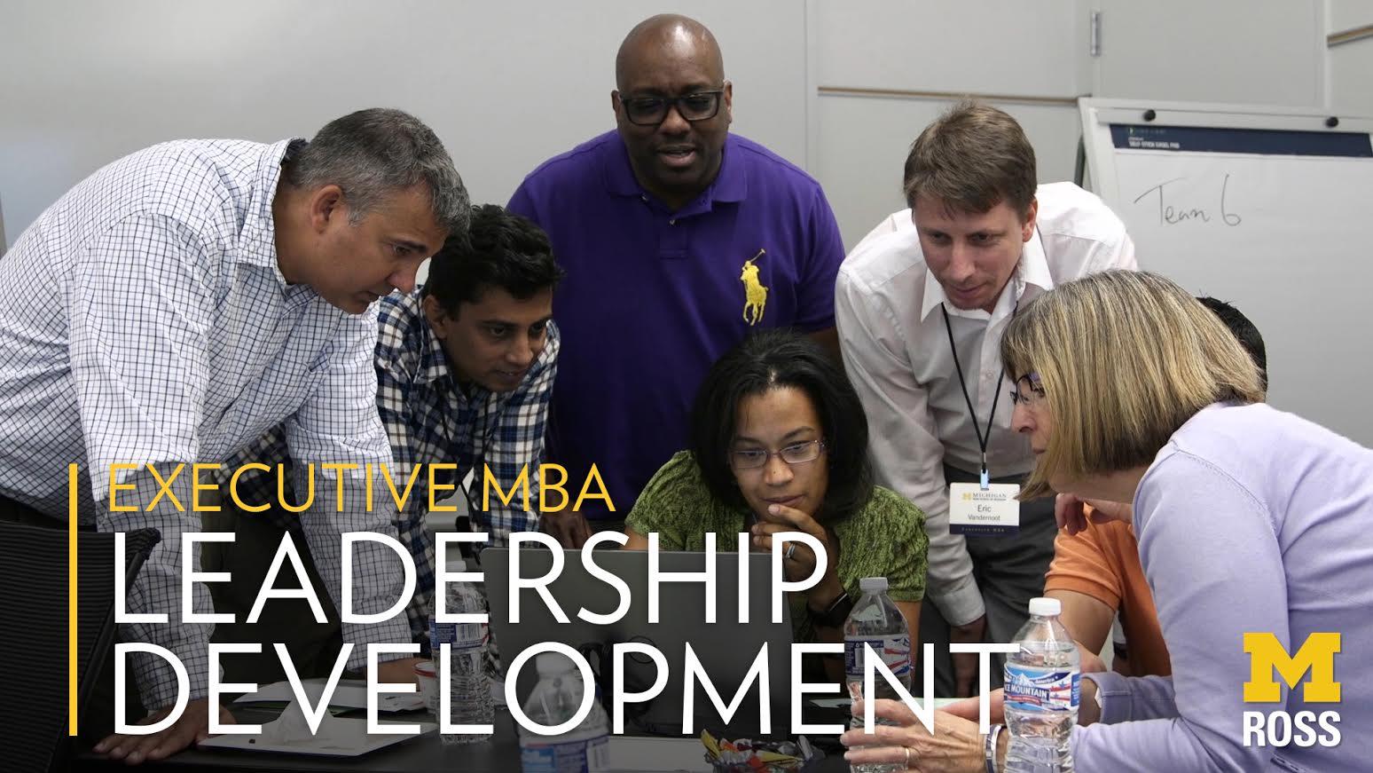 Leadership Development | Michigan Ross
