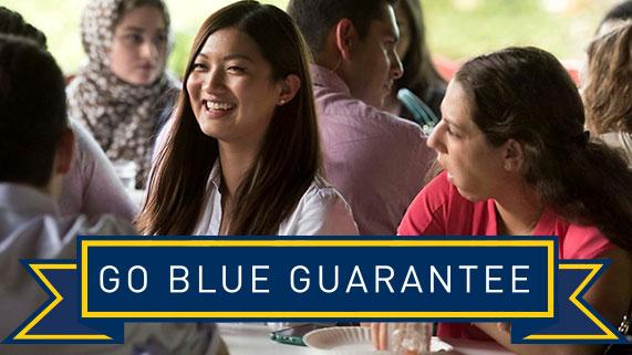 Go Blue Guarantee