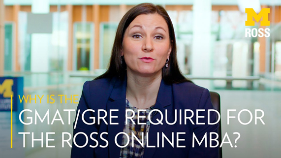 Online MBA Application Requirements | Michigan Ross