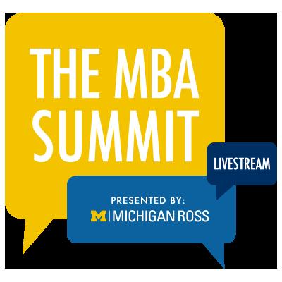 MBA summit logo