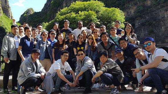 Global MBA  Students