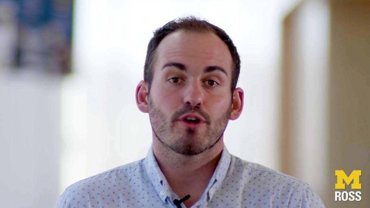 Scott Skinner, MBA '18 video