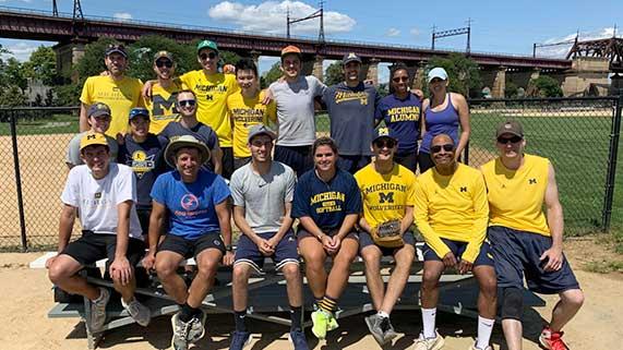 Softball team club