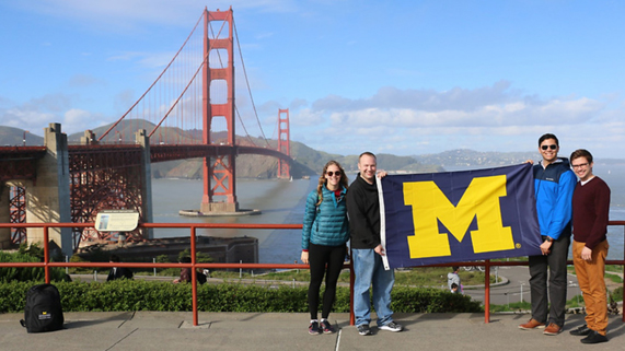 Weekend MBA Students in San Francisco