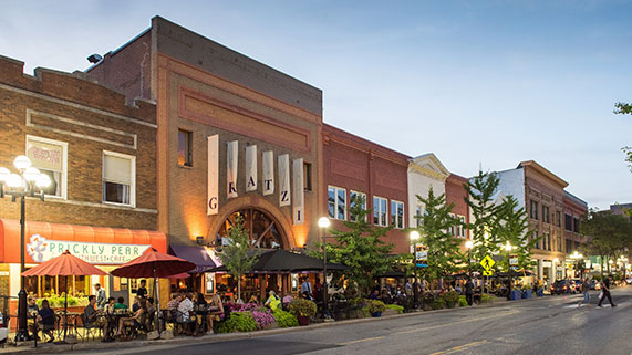 Ann Arbor restaurants downtown
