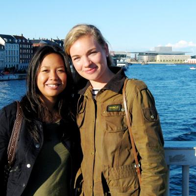 Ross MBAs explore Denmark while on a semester exchange at Copenhagen Business School.