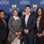 Attendees at the 2017 Scholarship Dinner.
