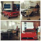 MAP teams working at the Ford HQ get to see how the iconic Mustang has evolved over 50 years.