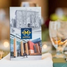 The 2017 Scholarship Recognition Dinner, held on March 23, celebrated both the Michigan Ross scholarship community and U-M's Bicentennial.