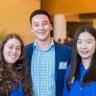 Scholarship recipients at the 2017 Scholarship Dinner.