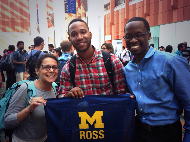 What the Ross Admissions Team Is Thankful For | Michigan Ross