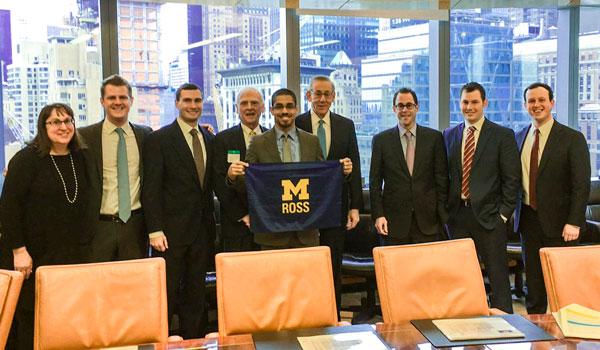 Michigan Ross Real Estate Fund Michigan Ross