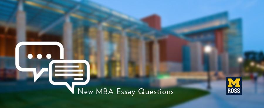 university of michigan essay community