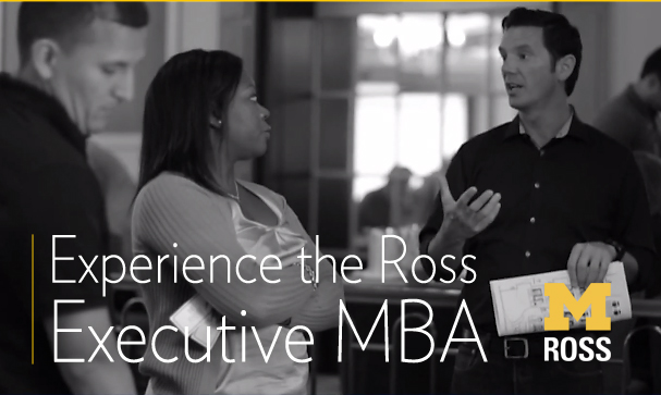 Watch the Executive MBA Video