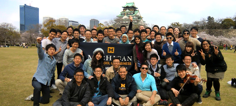 I Had Incredible Experiences with Global MBA Students in Korea, Japan, and China
