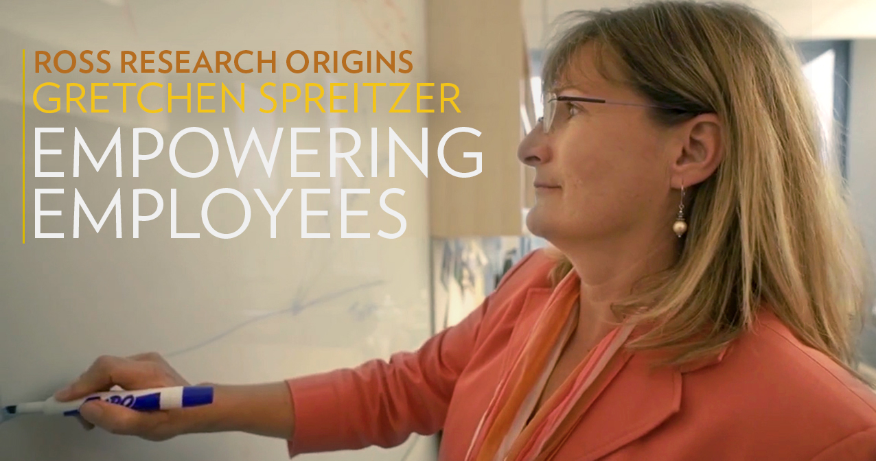 Research Origins - Empowering Employees