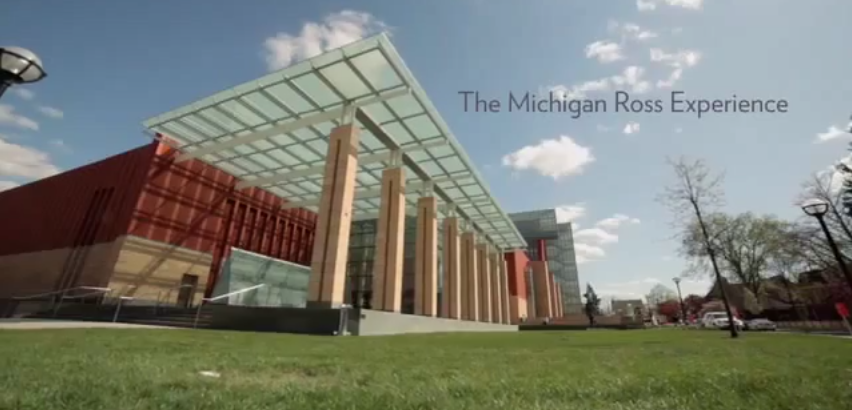 About Michigan Ross Executive Education