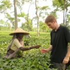 Ross MBAs learn from locals in Bangladesh.
