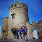 KSI Software MAP team conquer the castles of Ireland.