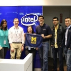 The Intel MAP team explored investment strategies.
