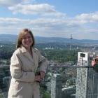 Ross MBAs sightseeing in Germany during the European MBA Summer Institute at WHU Otto Beisheim School of Business.
